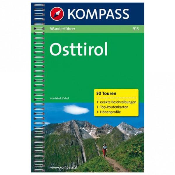 Kompass - Osttirol - Walking guide books