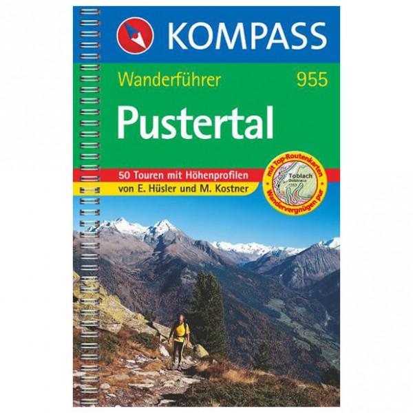 Kompass - Pustertal - Walking guide books