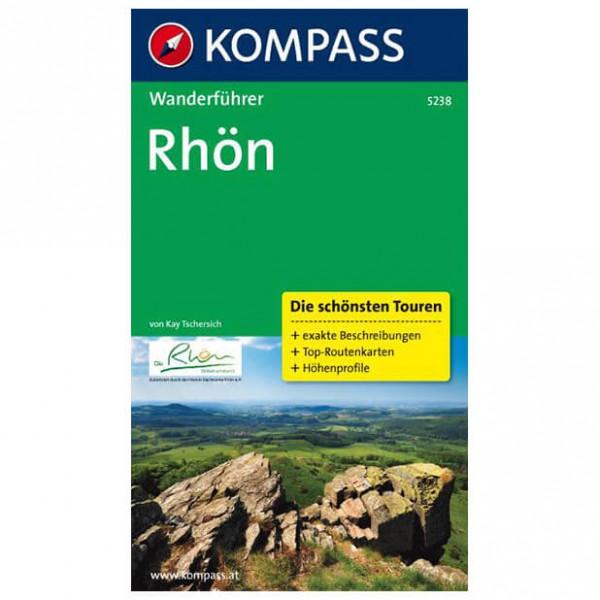 Kompass - Rhön - Guides de randonnée