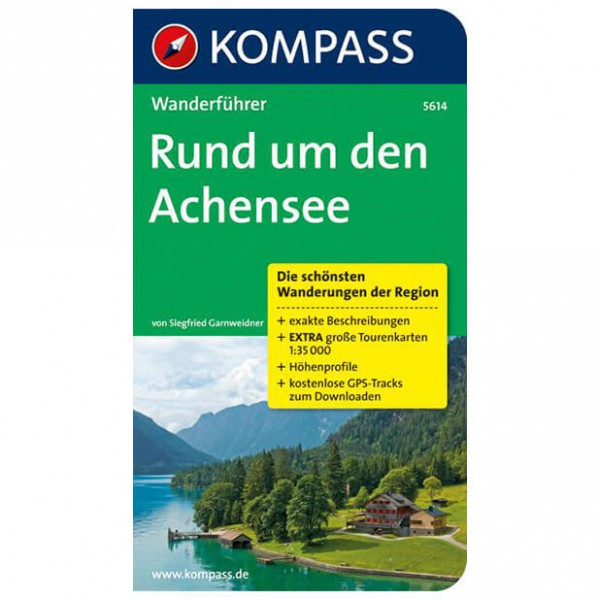 Kompass - Rund um den Achensee - Vaellusoppaat