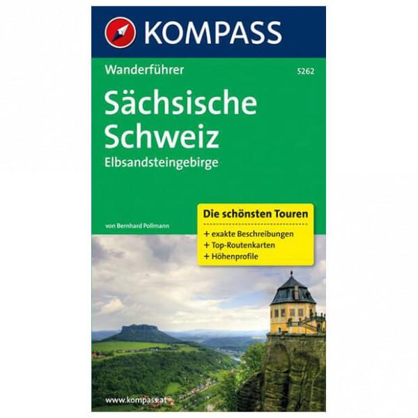 Kompass - Sächsische Schweiz - Elbsandsteingebirge - WF 5262