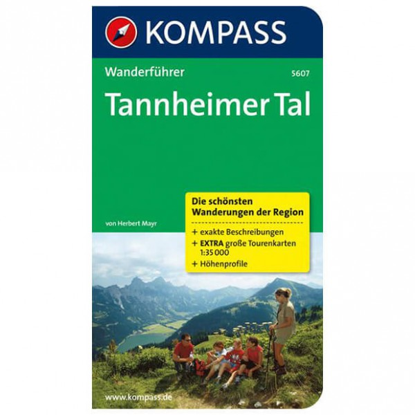 Kompass - Tannheimer Tal - Hiking guides