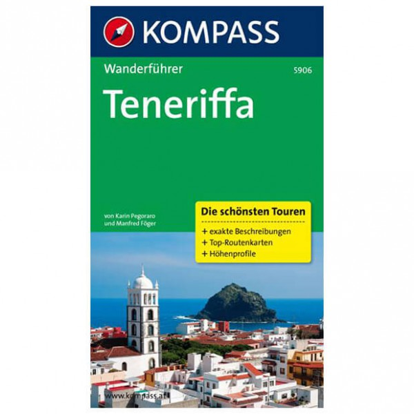 Kompass - Teneriffa - Hiking guides