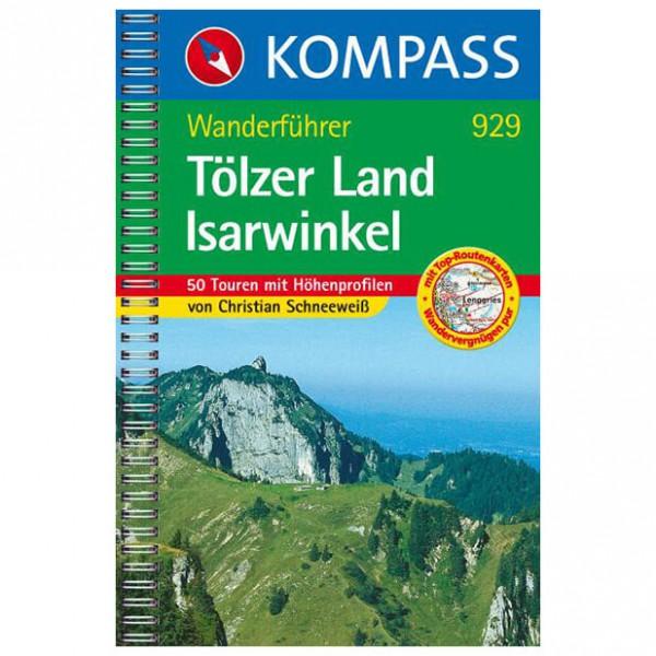 Kompass - Tölzer Land /Isarwinkel - Guides de randonnée