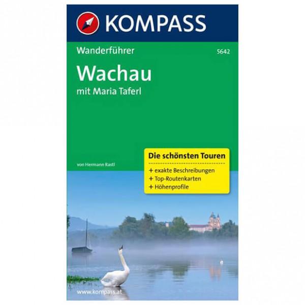 Kompass - Wachau mit Maria Taferl - Guide de randonnée