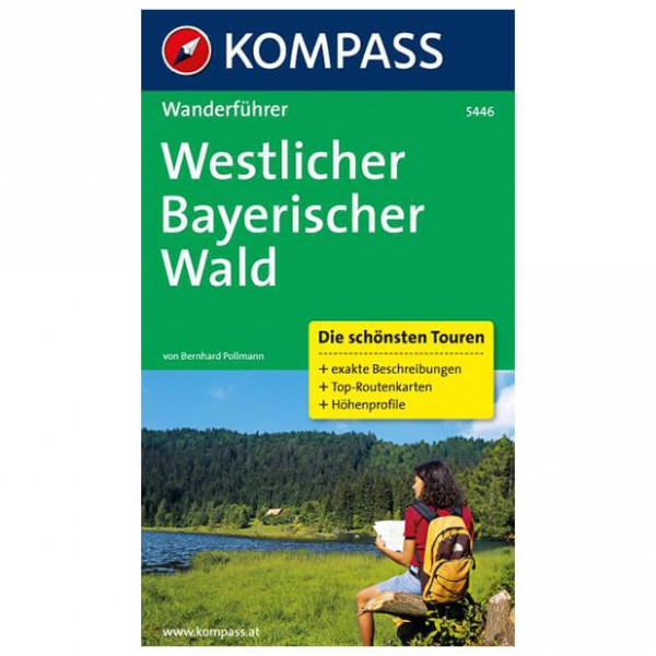 Kompass - Westlicher Bayerischer Wald - Guides de randonnée