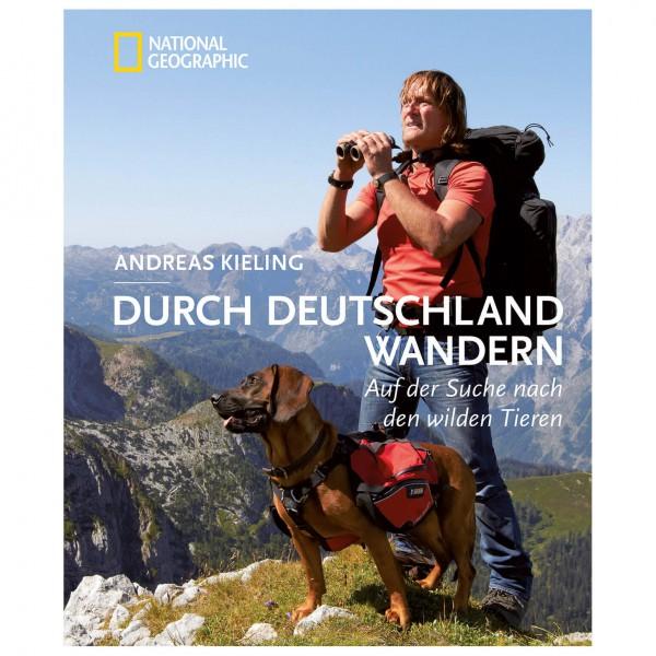 National Geographic - Durch Deutschland wandern - Wandelgidsen
