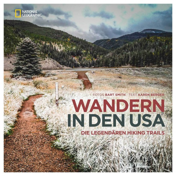 National Geographic - Wandern in den USA - Wandelgidsen