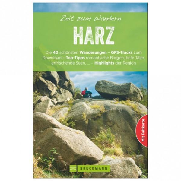 Bruckmann - Zeit zum Wandern Harz - Guides de randonnée