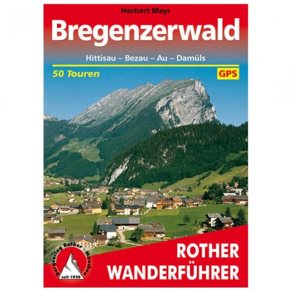 Bergverlag Rother - Bregenzerwald - Wanderführer
