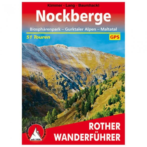 Bergverlag Rother - Nockberge - Vandreguides