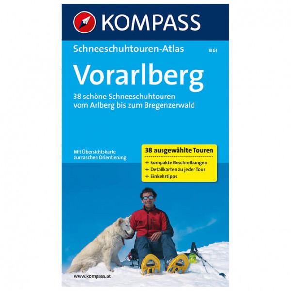 Kompass - Schneeschuhwandern in Vorarlberg - Wandelgids