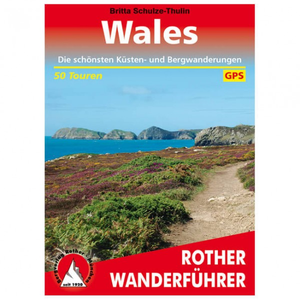 Bergverlag Rother - Wales - Wanderführer