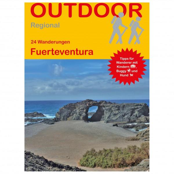 Conrad Stein Verlag - 24 Wanderungen Fuerteventura - Vandreguides