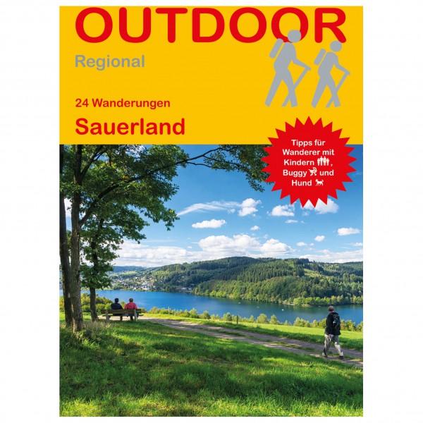 Conrad Stein Verlag - 24 Wanderungen Sauerland - Turguider