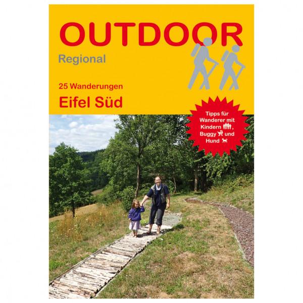 Conrad Stein Verlag - 25 Wanderungen Eifel Süd - Guías de senderismo