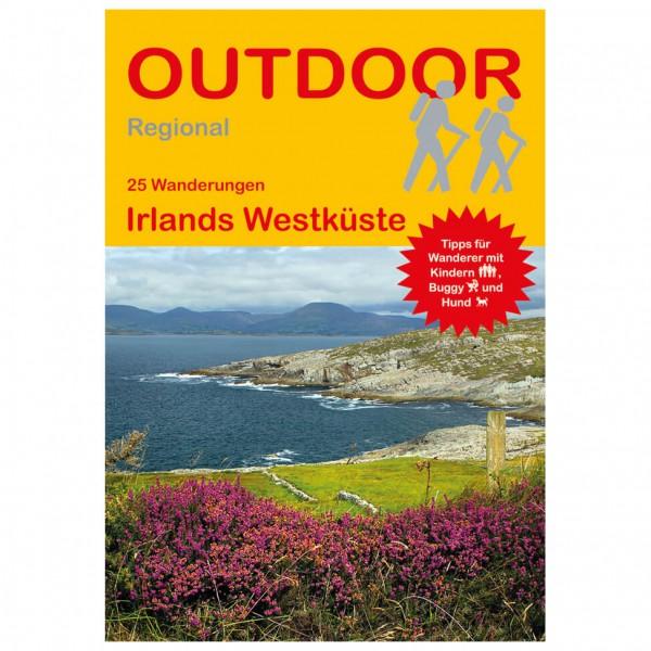 Conrad Stein Verlag - 25 Wanderungen Irlands Westküste - Turguider