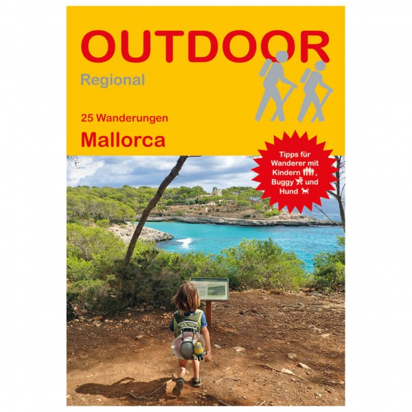 Conrad Stein Verlag - 25 Wanderungen Mallorca - Turguider