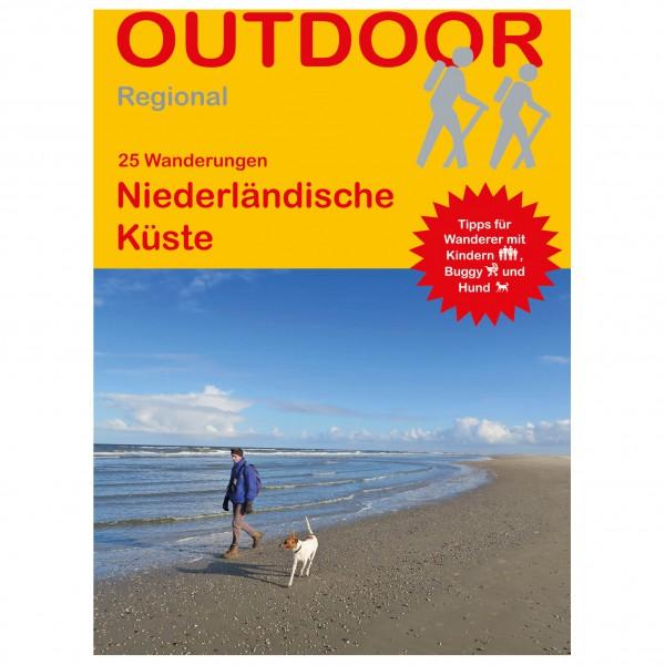 Conrad Stein Verlag - 25 Wanderungen Niederländische Küste - Walking guide book