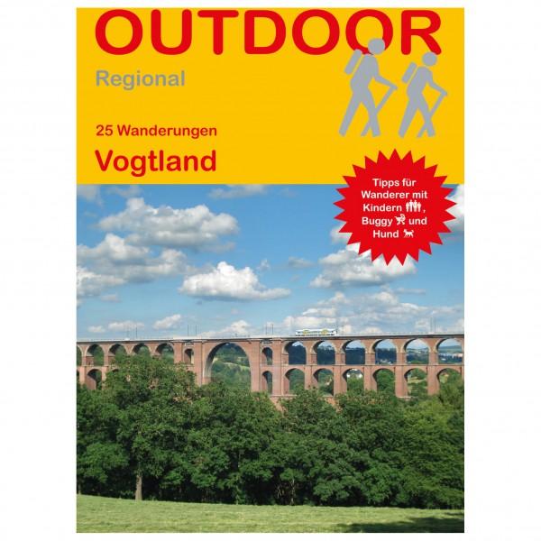 Conrad Stein Verlag - 25 Wanderungen Vogtland - Wanderführer