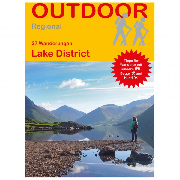 27 Wanderungen Lake District - Walking guide book
