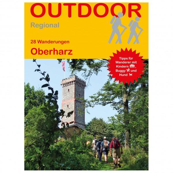 Conrad Stein Verlag - 28 Wanderungen Oberharz - Vaellusoppaat