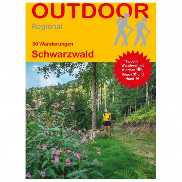 Conrad Stein Verlag - 30 Wanderungen Schwarzwald - Vaellusoppaat