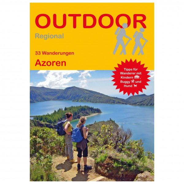 Conrad Stein Verlag - 33 Wanderungen Azoren - Walking guide book