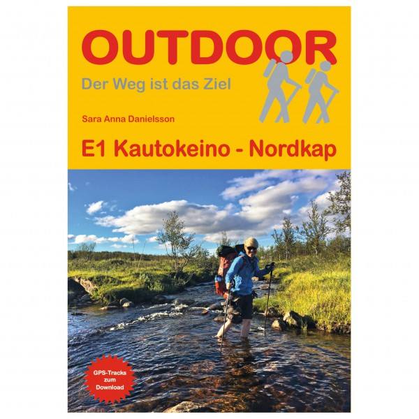 Conrad Stein Verlag - E1 Kautokeino - Nordkap - Wandelgidsen