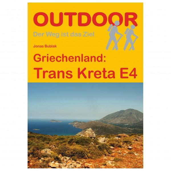 E4 Kreta Lefka Ori und Lasithi - Walking guide book