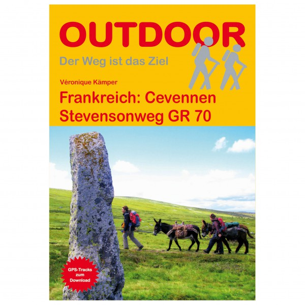 Conrad Stein Verlag - Frankr.: Cevennen-Stevensonweg GR 70 - Wanderführer