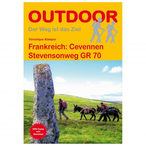 Conrad Stein Verlag - Frankr.: Cevennen-Stevensonweg GR 70