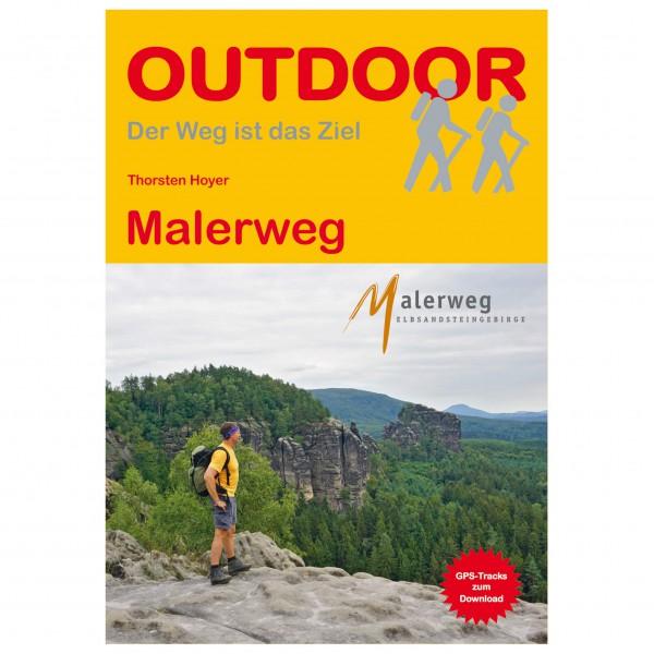 Conrad Stein Verlag - Malerweg - Walking guide book