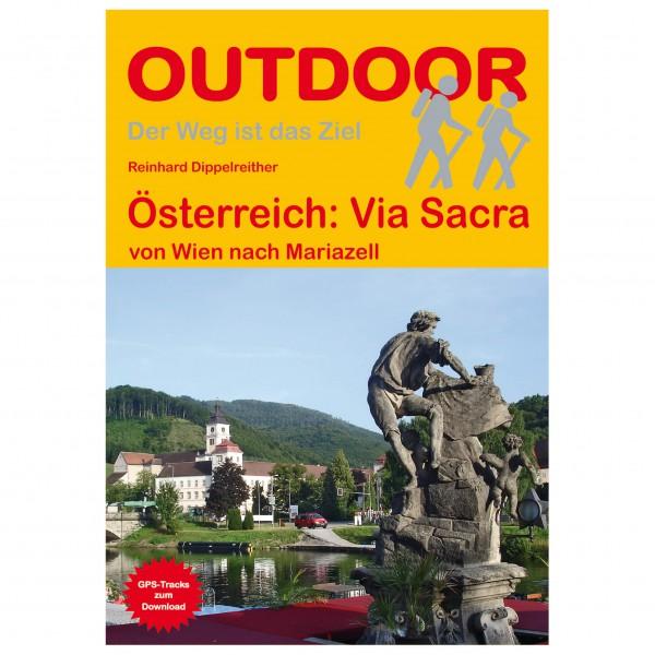 Conrad Stein Verlag - Österreich: Via Sacra - Vaellusoppaat