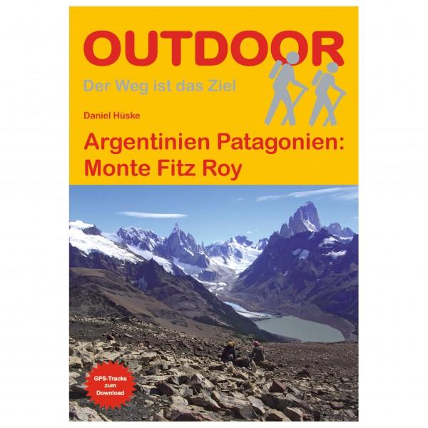 Conrad Stein Verlag - Patagonien: Fitz Roy & Cerro Torre - Guías de senderismo
