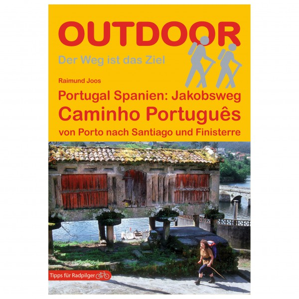 Conrad Stein Verlag - Port./Spanien: Jakobsweg Caminho Port. - Turguider