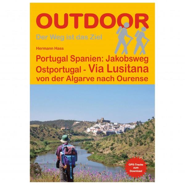 Portugal Span.: Jakobsweg Ostport. - Walking guide book