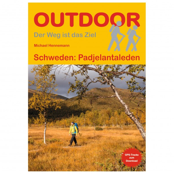 Conrad Stein Verlag - Schweden: Padjelantaleden - Vandringsguider