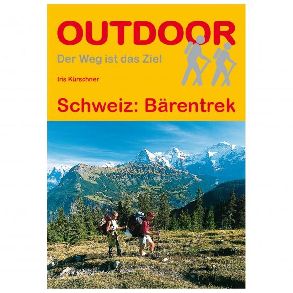 Conrad Stein Verlag - Schweiz: Bärentrek - Turguider