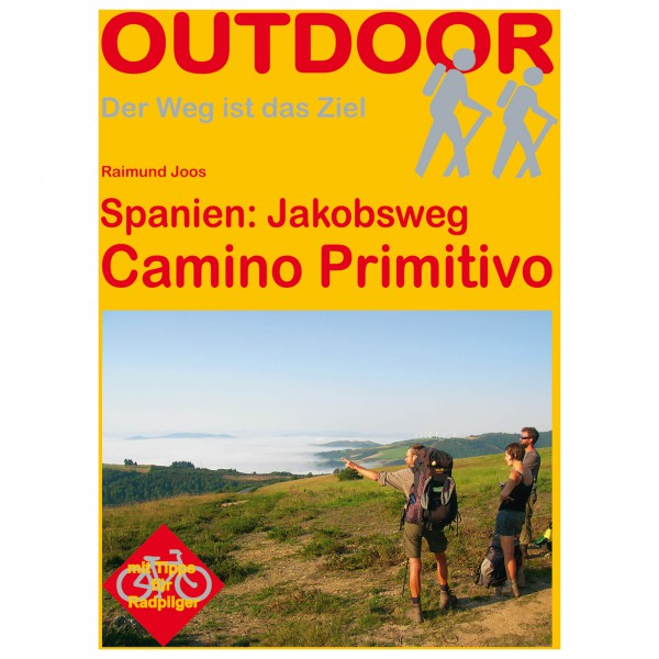 Conrad Stein Verlag - Spanien: Jakobsweg Camino Primitivo - Vaellusoppaat