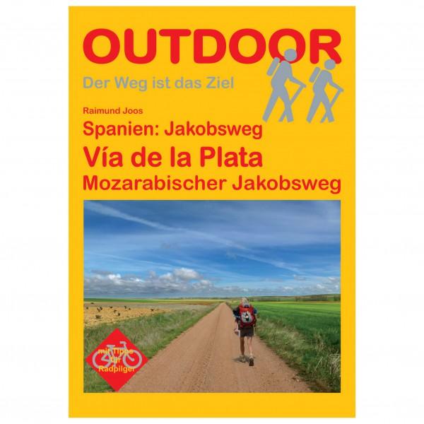 Conrad Stein Verlag - Spanien: Jakobsweg Vía De La Plata - Walking guide book