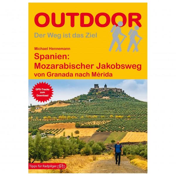 Conrad Stein Verlag - Spanien: Mozarabischer Jakobsweg - Vaellusoppaat