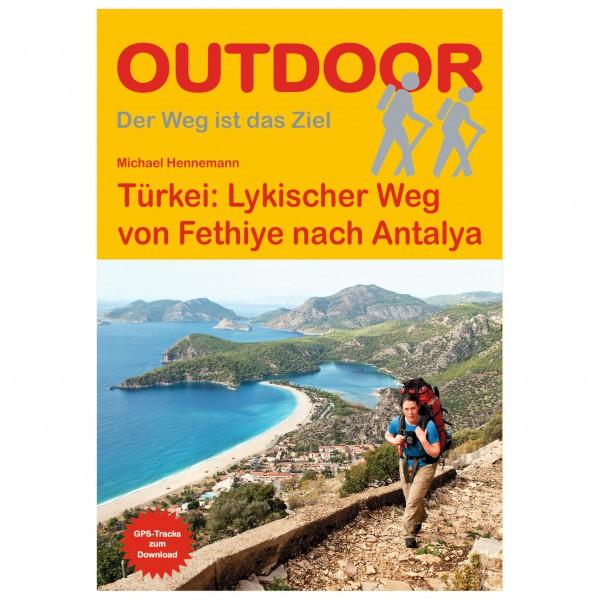 Conrad Stein Verlag - Türkei: Lykischer Weg - Vandringsguider