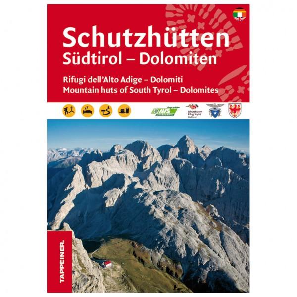 Tappeiner - Schutzhütten Südtirol - Vandringsguider