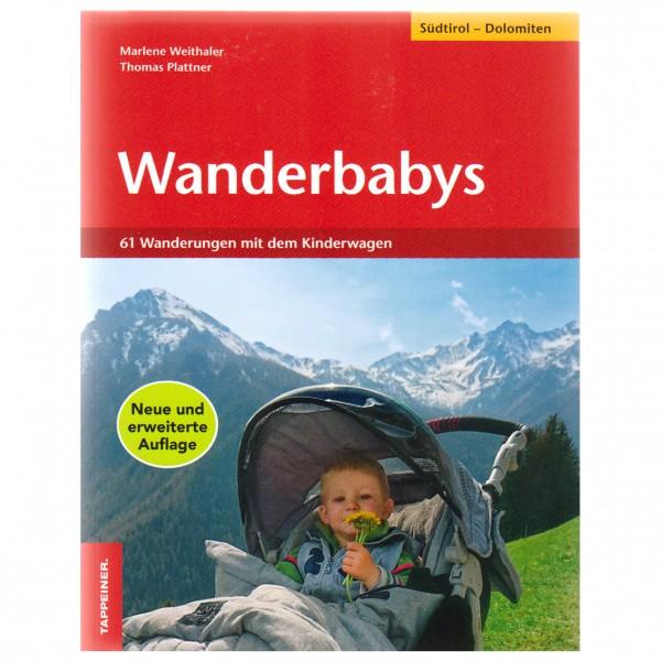 Tappeiner - Wanderbabys - Walking guide book