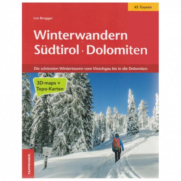 Athesia Tappeiner Verlag - Winterwandern Südtirol Dolomiten - Wanderführer