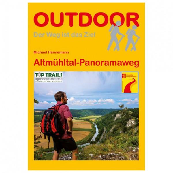 Conrad Stein Verlag - Altmühltal-Panoramaweg - Walking guide book