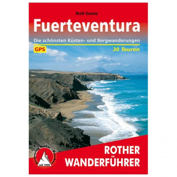 Bergverlag Rother - Fuerteventura - Vaellusoppaat