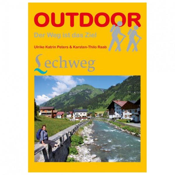 Conrad Stein Verlag - Lechweg - Vaellusoppaat