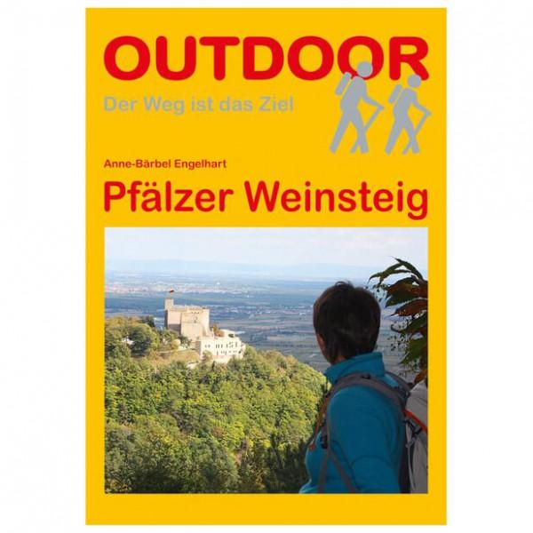 Conrad Stein Verlag - Pfälzer Weinsteig - Vandringsguider